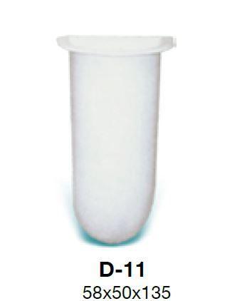 Bucaro D11 58X50X135