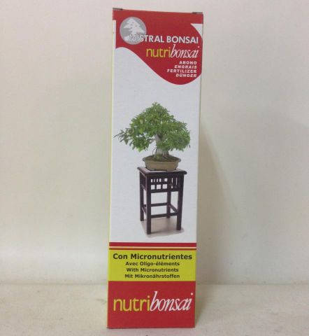 ABONO NUTRIBONSAI 250ML